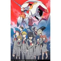 WEISS SCHWARZ BOOSTER PACK DARLING IN THE FRANXX (SET OF 16 PACKS) BushiRoad