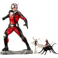 ARTFX+ MARVEL UNIVERSE 1/10 SCALE PRE-PAINTED FIGURE: ASTONISHING ANT MAN & WASP Kotobukiya