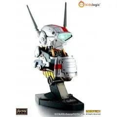 KIDSLOGIC ST06 ROBOTECH 1/8 SCALE MECHANICAL BUST STATUE: VALKYRIE VF-1J Kidslogic