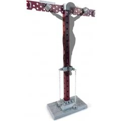 LOVE TOYS VOL. 5 1/12 SCALE MODEL KIT: CRUCIFIXION TABLE (RE-RUN) Sky Tube