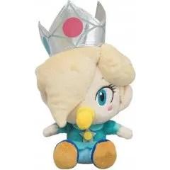 SUPER MARIO ALL STAR COLLECTION PLUSH: AC56 BABY ROSALINA (SMALL) San-ei Boeki