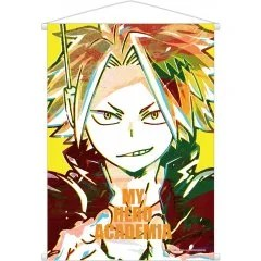 MY HERO ACADEMIA ANI-ART WALL SCROLL: DENKI KAMINARI (RE-RUN) armabianca