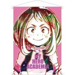 MY HERO ACADEMIA ANI-ART WALL SCROLL: OCHACO URARAKA (RE-RUN) armabianca