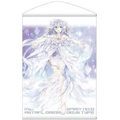DATE A LIVE ORIGINAL VER. B2 WALL SCROLL: MIO TAKAMIYA (RE-RUN) Cospa