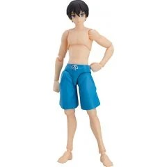 FIGMA NO.415 ORIGINAL CHARACTER: MALE SWIMSUIT BODY (RYO) Max Factory