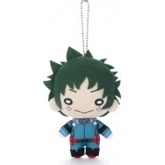 NITOTAN MY HERO ACADEMIA PLUSH WITH BALL CHAIN: MIDORIYA IZUKU (NEW COSTUME VER.) TakaraTomy