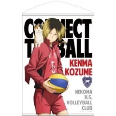 HAIKYU!! B2 WALL SCROLL: KENMA KOZUME (RE-RUN) Cospa