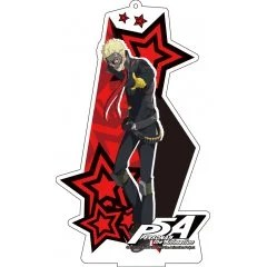 PERSONA 5 THE ANIMATION DEKA ACRYLIC STAND VOL. 2: RYUJI SAKAMOTO Contents Seed