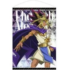YU-GI-OH! DUEL MONSTERS B2 WALL SCROLL: NAMELESS PHARAOH ATEM (RE-RUN) Cospa