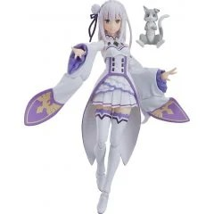 FIGMA NO. 419 RE:ZERO -STARTING LIFE IN ANOTHER WORLD-: EMILIA Max Factory