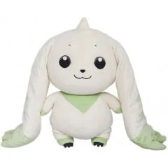 DIGIMON TAMERS MOCHIFUWA CUSHION DGZ02: TERRIERMON (RE-RUN) San-ei Boeki