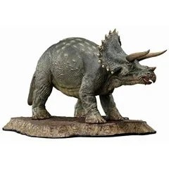 JURASSIC PARK PRIME COLLECTIBLE 1/38 SCALE FIGURE: TRICERATOPS Prime 1 Studio