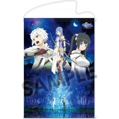 IS IT WRONG TO TRY TO PICK UP GIRLS IN A DUNGEON?: ARROW OF THE ORION B2 WALL SCROLL Hobby Stock