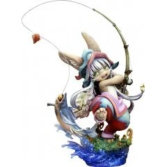 MADE IN ABYSS: NANACHI -GANKIMASU FISHING- QuesQ
