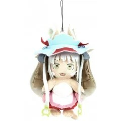 MADE IN ABYSS PLUSH STRAP: NANACHI Movic