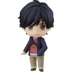 NENDOROID NO. 1082 BANANA FISH: EIJI OKUMURA Orange Rouge