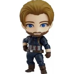 NENDOROID NO. 923-DX AVENGERS INFINITY WAR: CAPTAIN AMERICA INFINITY EDITION DX VER. Good Smile