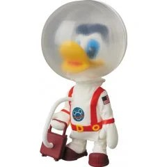 ULTRA DETAIL FIGURE DISNEY SERIES 8: ASTRONAUT DONALD DUCK VINTAGE TOY VER. Medicom