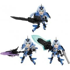 DESKTOP ARMY FRAME ARMS GIRL KT-116F STYLET SERIES (SET OF 3 PIECES) Mega House