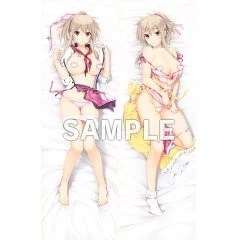 NIIZUMA LOVELY X CATION DAKIMAKURA COVER: NARUSE NONO (RE-RUN) Hibiki Works