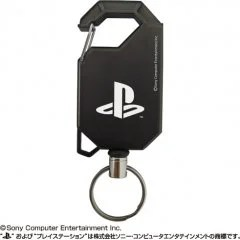 PLAYSTATION FAMILY MARK - REEL KEYCHAIN (RE-RUN) Cospa