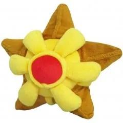 POCKET MONSTERS ALL STAR COLLECTION PLUSH PP128: STARYU (S) San-ei Boeki