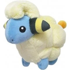 POCKET MONSTERS ALL STAR COLLECTION PLUSH PP129: MAREEP (S) San-ei Boeki