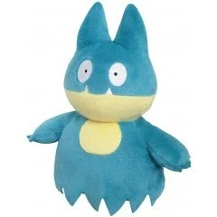 POCKET MONSTERS ALL STAR COLLECTION PLUSH PP132: MUNCHLAX (S) San-ei Boeki