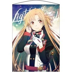 SWORD ART ONLINE THE MOVIE - ORDINAL SCALE WALL SCROLL: ASUNA THE FLASH Cospa