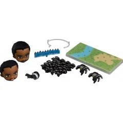 NENDOROID MORE AVENGERS INFINITY WAR: BLACK PANTHER EXTENSION SET Good Smile