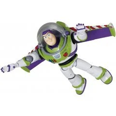 LEGACY OF REVOLTECH TOY STORY: BUZZ LIGHTYEAR RENEWAL PACKAGE DESIGN VER. Kaiyodo