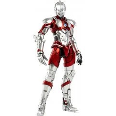 ULTRAMAN 1/6 SCALE ACTION FIGURE: ULTRAMAN SUIT (ANIME VER.) Threezero
