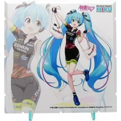 DIORAMANSION 150 RACING MIKU 2019 PIT OPTIONAL PANEL: TEAM UKYO SUPPORT VER. PLM