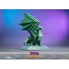 SPYRO THE DRAGON STATUE: CRYSTAL DRAGON [STANDARD EDITION] First4Figures