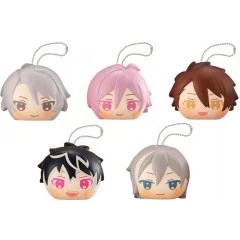 FUKAFUKA SQUEEZE BREAD IDOLISH7 TRIGGER & RE:VALE (SET OF 6 PIECES) Mega House
