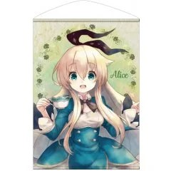 GRIMMS NOTES THE ANIMATION B2 WALL SCROLL: ALICE Cospa