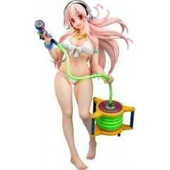 SENRAN KAGURA PEACH BEACH SPLASH 1/7 SCALE PRE-PAINTED FIGURE: SUPER SONICO SENRAN KAGURA PBS VER. Phat Company