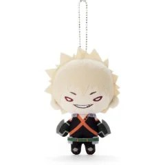 NITOTAN MY HERO ACADEMIA PLUSH WITH BALL CHAIN: KATSUKI BAKUGOU TakaraTomy