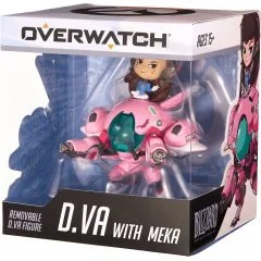 OVERWATCH CUTE BUT DEADLY FIGURE: D.VA WITH MEKA Blizzard