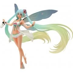 HATSUNE MIKU GT PROJECT 1/8 SCALE PRE-PAINTED FIGURE: RACING MIKU 2017 THAILAND VER. Freeing