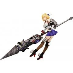 GOD EATER 3 1/7 SCALE PRE-PAINTED FIGURE: CLAIRE VICTORIOUS Plum