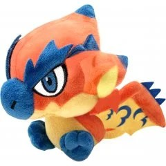 MONSTER HUNTER DEFORMED PLUSH: RATHALOS Capcom