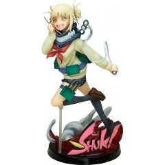 MY HERO ACADEMIA 1/8 SCALE PRE-PAINTED FIGURE: HIMIKO TOGA (RE-RUN) Bell Fine
