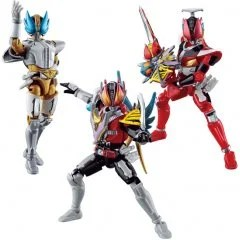 SO-DO CHRONICLE SO-DO KAMEN RIDER DEN-O 2 (SET OF 10 PIECES) Tamashii (Bandai Toys)