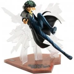 COWBOY BEBOP 1/8 SCALE PRE-PAINTED FIGURE: SPIKE SPIEGEL 1ST GIG FIGURE Mega House
