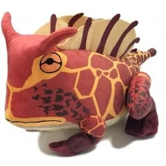 MONSTER HUNTER WORLD PLUSH: NITROTOAD Chugai Mining