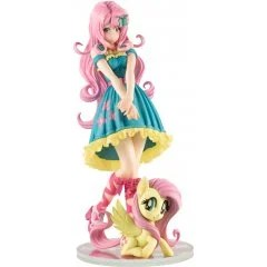 MY LITTLE PONY BISHOUJO 1/7 SCALE PRE-PAINTED FIGURE: FLUTTERSHY Kotobukiya