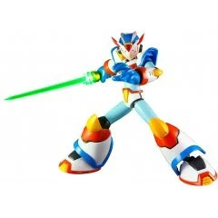 MEGA MAN X 1/12 SCALE PLASTIC MODEL KIT: MAX ARMOR Kotobukiya