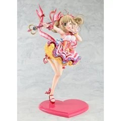 THE IDOLM@STER CINDERELLA GIRLS 1/8 SCALE PRE-PAINTED FIGURE: SHIN SATO HEART TO HEART VER. Amiami