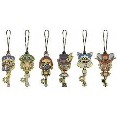 KIRBY'S DREAM LAND: KIRBY'S DREAM GEAR DREAM KEY COLLECTION (SET OF 6 PIECES) Ensky